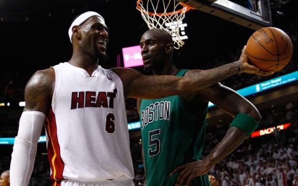 Boston Celtics v Miami Heat - Game One